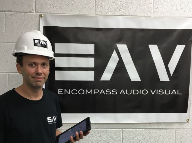 Mark Higgason, Executive Vice President at Encompass Audio Visual in Elk Grove, Illinois